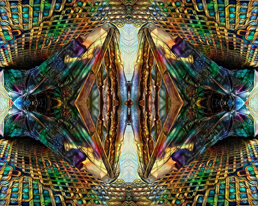 Maya's Beautiful Veil